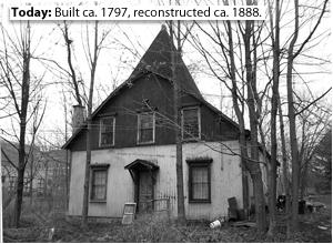 The Birthplace of Wiliam H. Seward